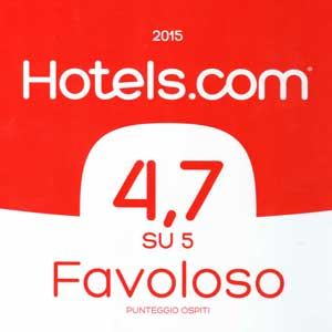 Prizes and awards: Hotels.com 2015
