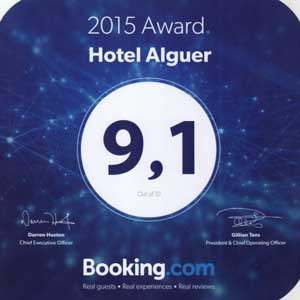 Prizes and awards: Booking.com 2015