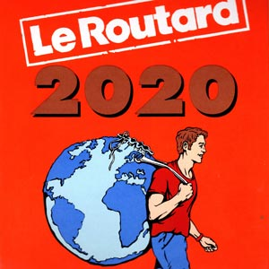 Prizes and awards: Le Routard 2020