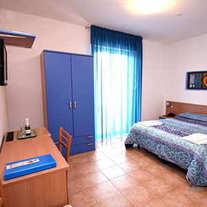 Rooms: Double room